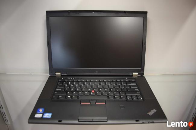 Mocny Lenovo Thinkpad T530 i5 8GB RAM 128GB SSD W7P LapCente