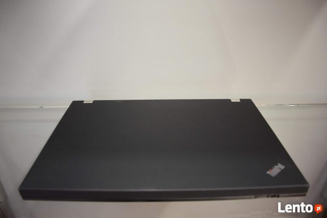 Legendarny Lenovo Thinkpad T510 i5 8GB RAM 128GB SSD W7P Lap