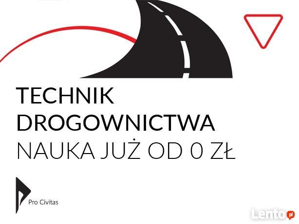 Technik drogownictwa – Nauka za darmo - Bezpłatna Szkoła!