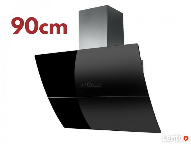 Okap kuchenny VDB DB9 Automatik 90 cm czarny