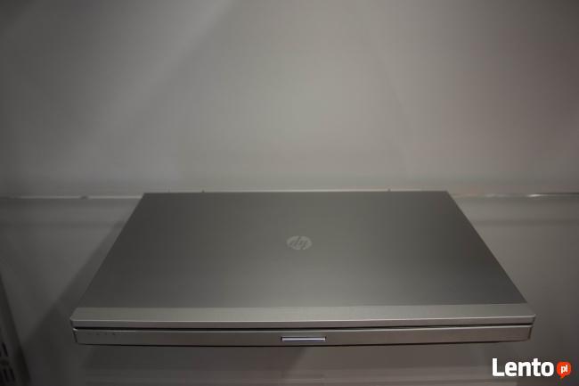 Elegancki HP Elitebook 8470p i5 8GB RAM 128GB SSD W7P LapCen