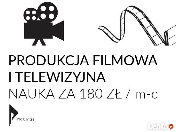 Asystent kierownika produkcji filmowej i telewizyjnej