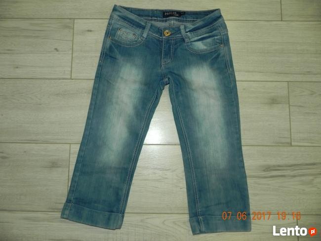 Sprzedam spodnie rybaczki marki Denim rozmiar XS 34