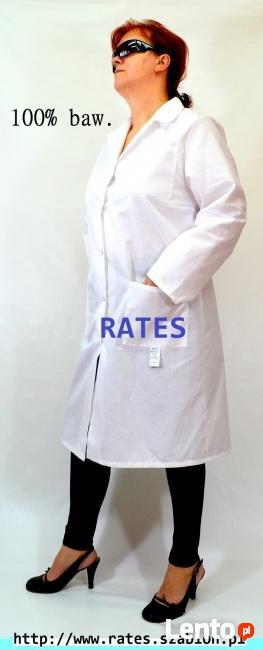FARTUCHY Laboratoryjne dla studentów cena 20 zł. netto