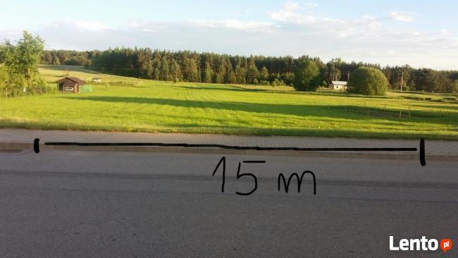 Działka rolno-budowlana 3300m Kozińce