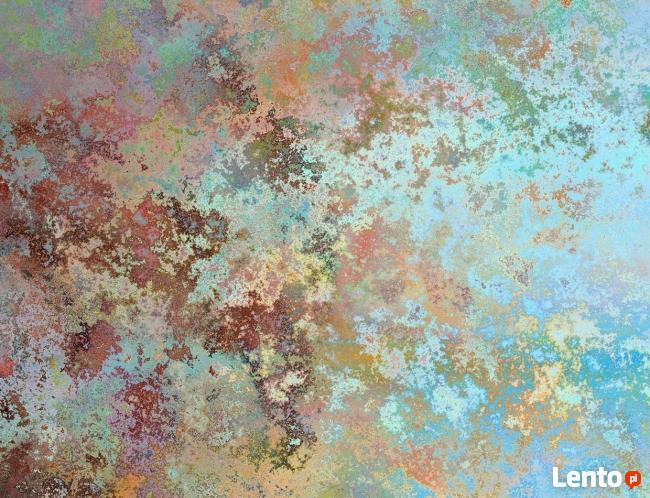 ABSTRAKCJA obraz na w 100% bawełnianym płótnie 100x75cm
