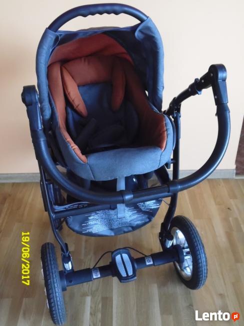 Super okazja!!!NOWE!Sprzedam wózki i nosidełko(3 w 1)