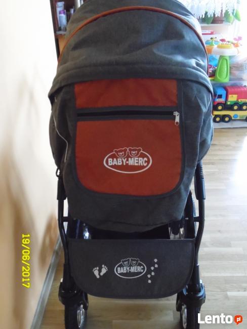 NOWE!Sprzedam wózki i nosidełko(3 w 1)