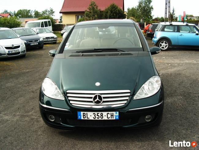 Mercedes A 169 2,0 CDI 2006 r