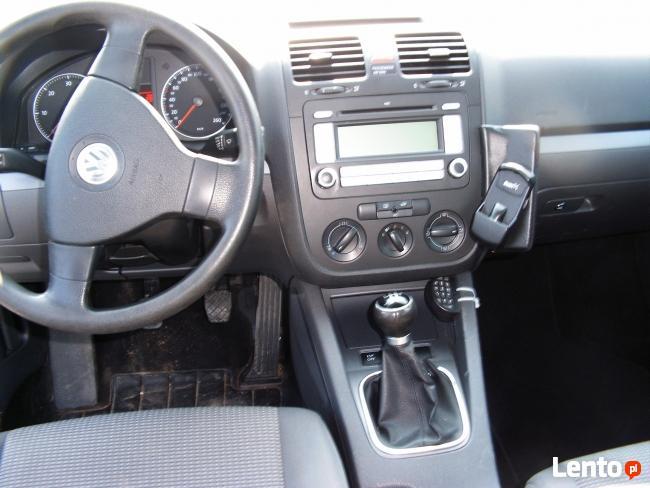Motoryzacja Vw Golf VI 2008 r