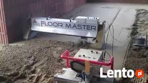 Wylewki Agregatem Maszynowe,Szlichty Mixokret Robot
