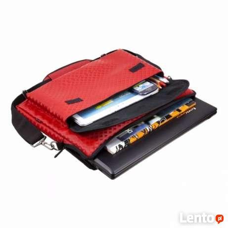 TORBA na laptopa Czerwona e5 Bahamas 15,6 nowa z mętką