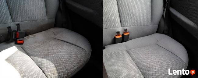 Pranie Tapicerki Samochodowej Sierpc i okolice - ozonowanie