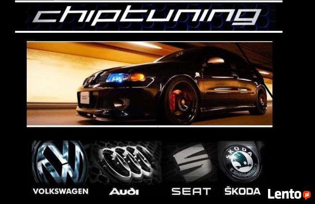 Chiptuning BYTOM Volkswagen Skoda Audi Seat Chip tuning Tdi