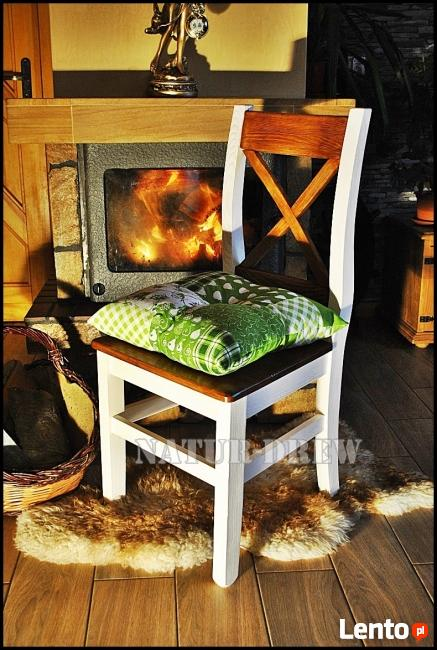 Sosnowe Krzesło z Drewna od PRODUCENTA tel 669-125-410