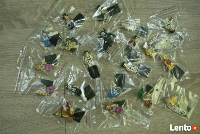 LEGO MINIFIGURES - 8684 - 2 SERIA - Wyprzedaż kolekcji
