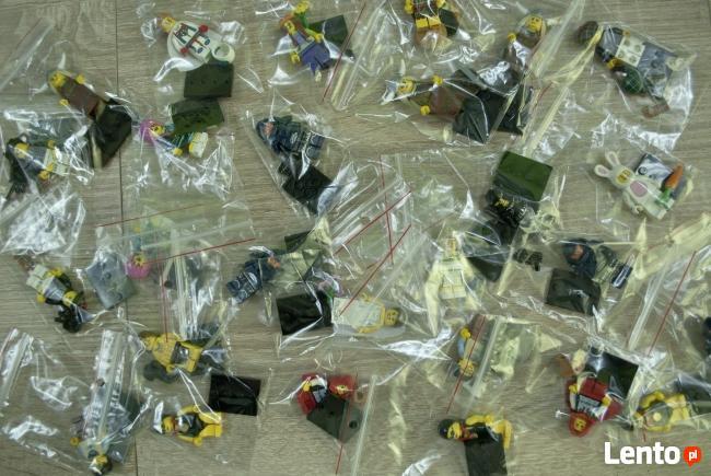 LEGO MINIFIGURES - 8831 - 7 SERIA - Wyprzedaż kolekcji