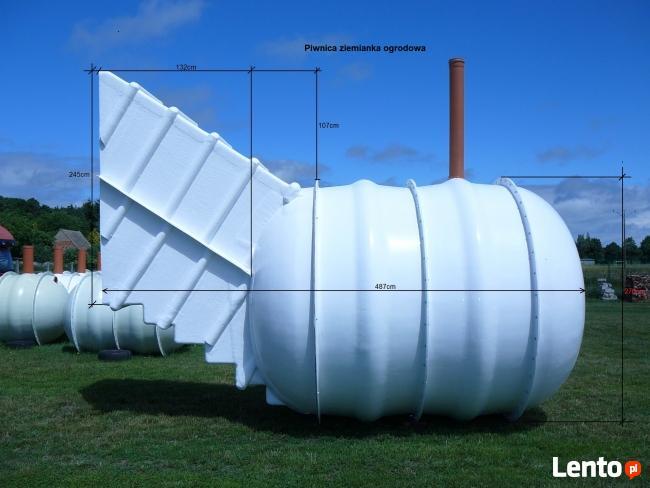 Zbiorniki na szambo ścieki deszczówkę rsm, od 1,3m3 do 30m3