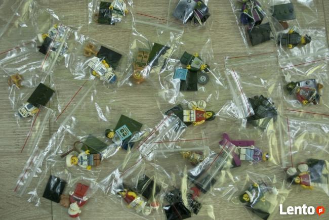 LEGO MINIFIGURES - 8833 - 8 SERIA - Wyprzedaż kolekcji