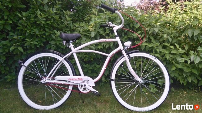 Rower miejski cruiser Imperial Bike 28cl