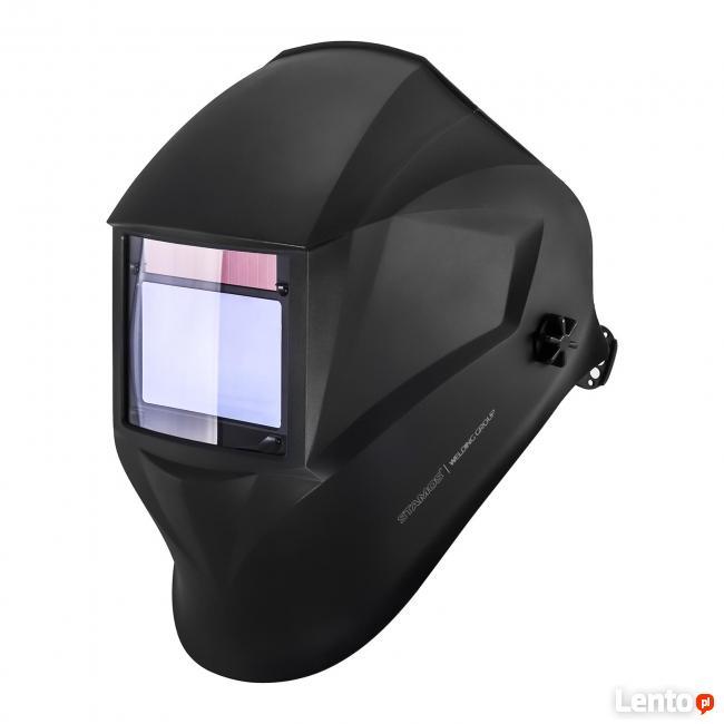 Profesjonalna przyłbica maska spawalnicza automat nowość