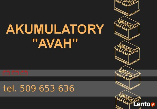 AKUMULATORY PHU AVAH GUBIN
