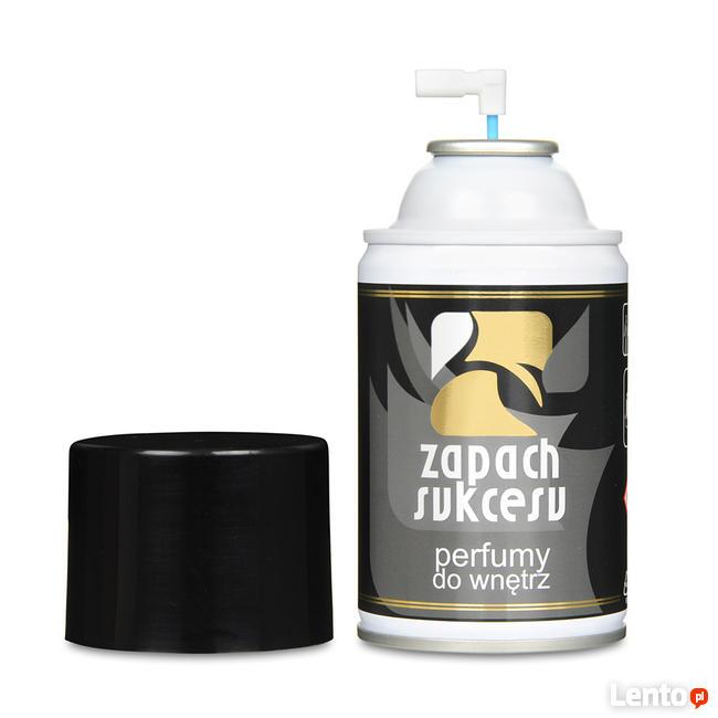 Profesjonalne zapachy i urządzenia dla firm, sklepów salonów