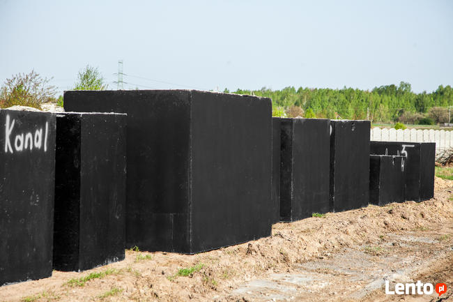 Szambo betonowe 10m3, 5 LAT GWARANCJI, PRODUCENT