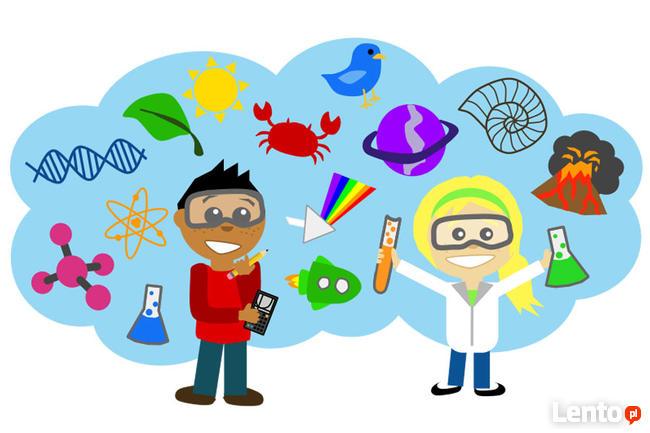 Warsztaty naukowe dla dzieci SCIENCE JUNIOR