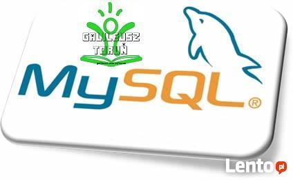 Programowanie SQL - kursy i korepetycje