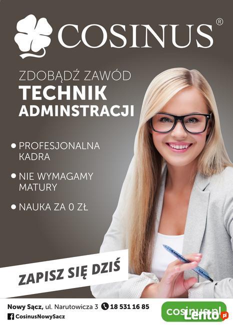 Cosinus -  Zaoczne Liceum Ogólnokształcące - ZAPISY!