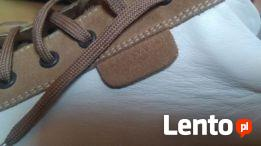 Trussardi Jeans Buty z Wloch skorzane kosztowaly 980zlotych
