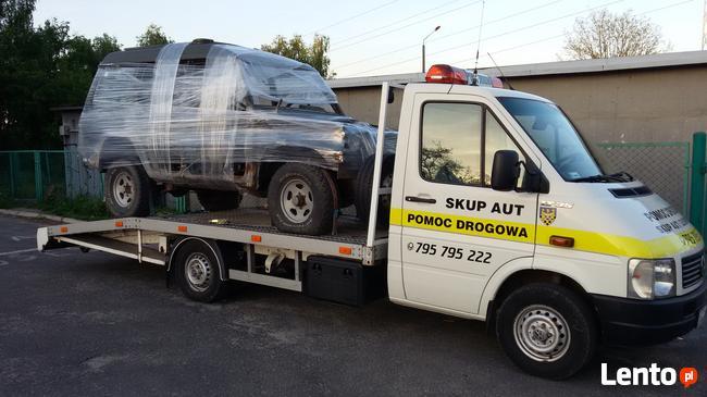 Usługi transportowe AUTOLAWETA Pomoc Drogow tel: 795-795-222
