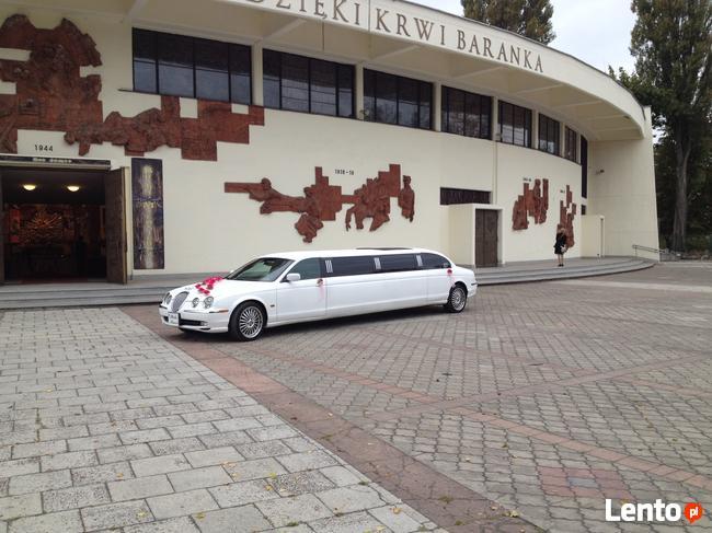 Limuzyna do Ślubu / Auto na Ślub / Limuzyna Ślubna
