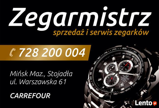 ZEGARMISTRZ  MIŃSK MAZOWIECKI CARFFOURE 728-200-004