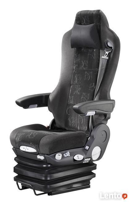 Naprawa foteli / naprawa siedzeń kierowców TIR BUS