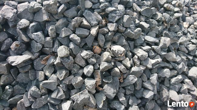 Kamień ozdobny, kruszywo ozdobne grys czarny, grys bazaltowy