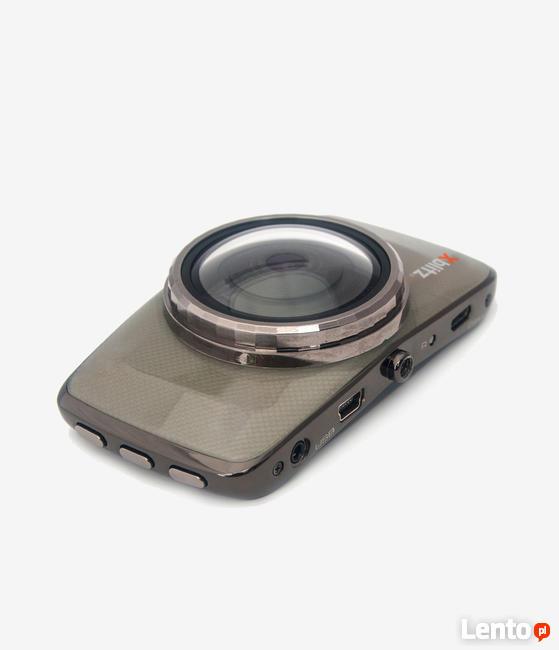 Kamera Samochodowa Xblitz Dual Core Rejestrator Jazdy + Kame