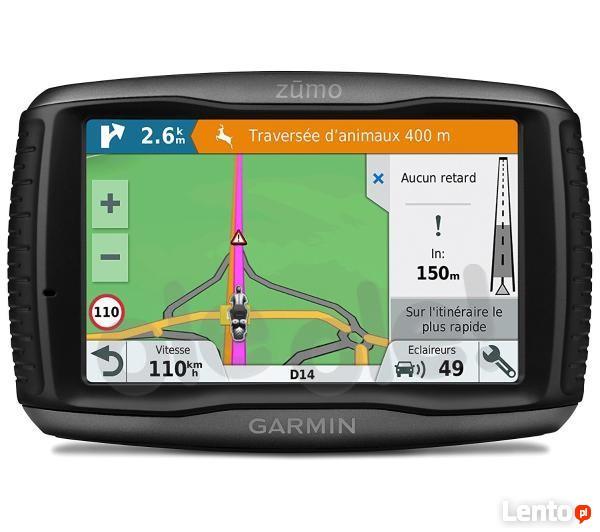 Nawigacja motocyklowa Garmin Zumo 595 LM  Nowa