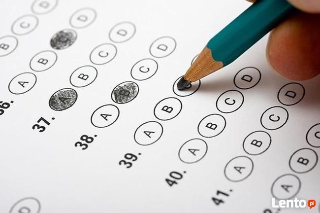 Kurs przygotowujący do Egzaminu Ośmioklasisty.