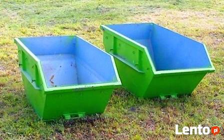 Kontener, kontenery na gruz śmieci/Wywóz gruzu, odpadów, śmi