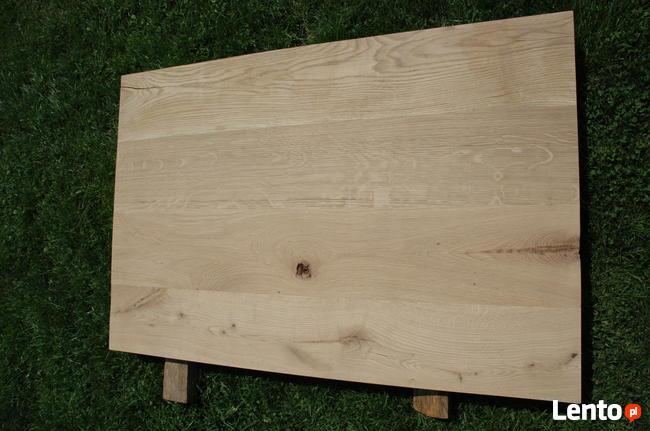 Blaty drewniane ze starego drewna - Stare deski Loft Stół