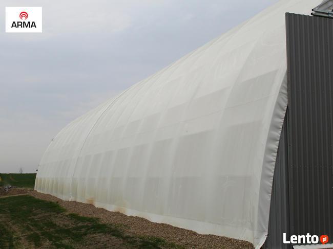 Hala Tunelowa Wiata Garaż 15x52 Lipka