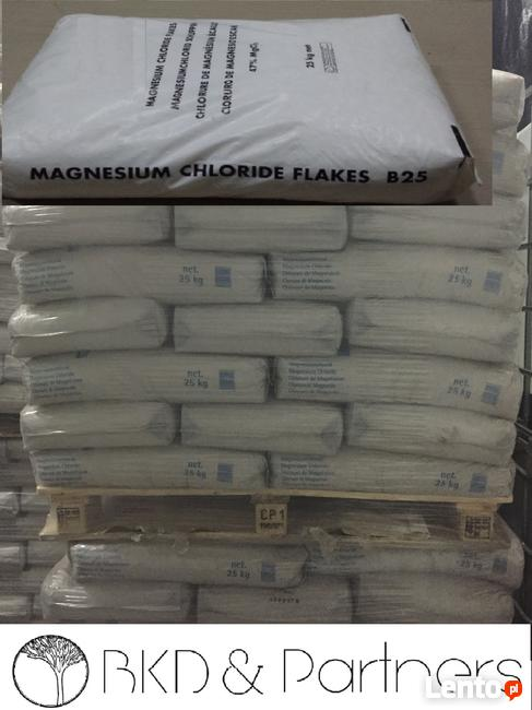 Chlorek magnezu MgCl2 • 6H2O