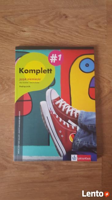 Komplett- podręcznik bez płyty