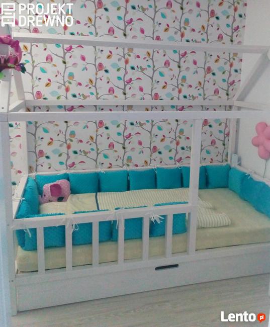 Szybka Realizacja łóżeczko Domekłóżko Dla Dzieckahouse Bed