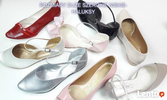 Casani buty na małe stopy szerokie z haluksami producent