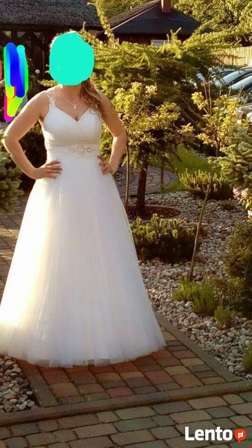 7f6cdd7ac2 Archiwalne Suknia ślubna sprzedam Kościerska Huta