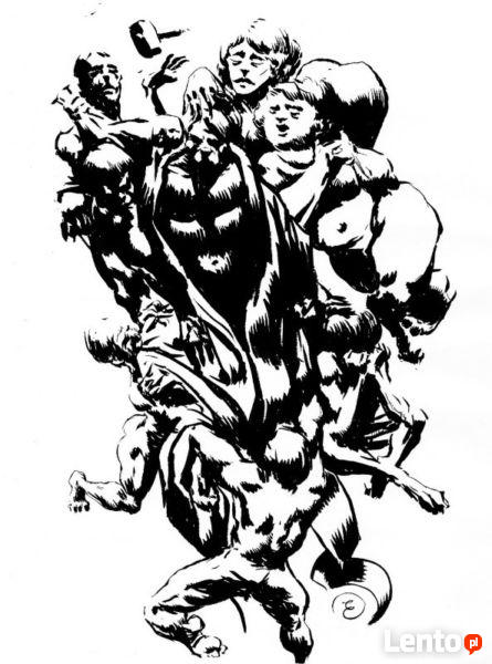Grafik/Ilustrator/Rysownik komiksów