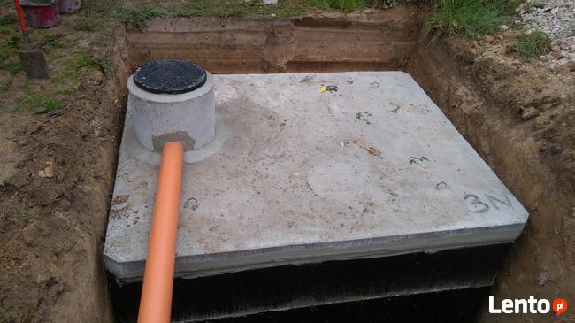 zbiorniki, szamba betonowe **montaż gratis** PRODUCENT